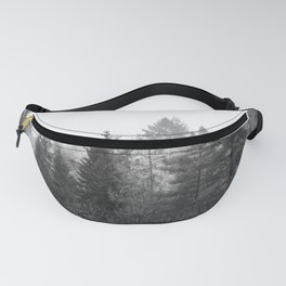 Grey day Fanny Pack