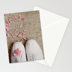 Truckstop Flower Stationery Cards