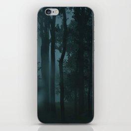 In a magical woods iPhone Skin