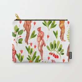 naked plants Carry-All Pouch