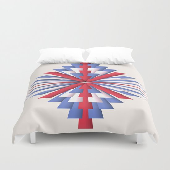 The Brit Duvet Cover