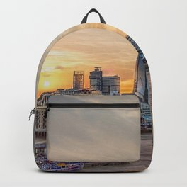 London Summer time Backpack