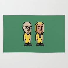 8-Bit: Breaking Bad Rug