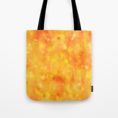 WatercolourTexture Yellow Tote Bag