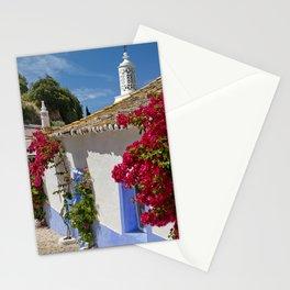 Algarve street  Stationery Cards