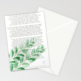 If Stationery Cards