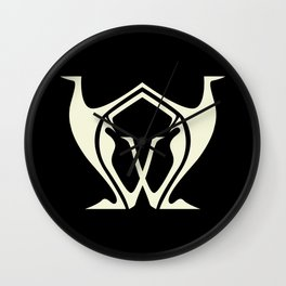 WolfHill. Wall Clock