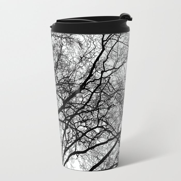 Tree Silhouette Series 1 Travel Mug