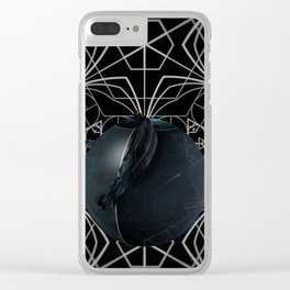 The apple of discord Clear iPhone Case