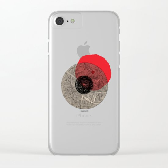 - the love - Clear iPhone Case