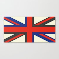 uk Canvas Prints featuring UK  by Akehworks
