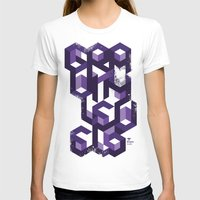 deadmau5 T-shirts featuring Gravity Levels - Geometry by Sitchko Igor