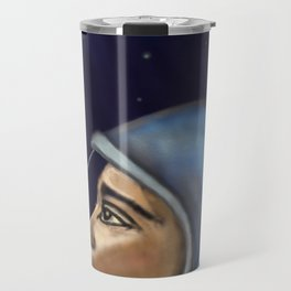 Looking into the Unknown Travel Mug
