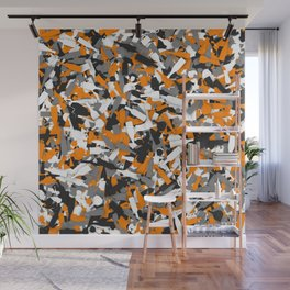 Urban alcohol camouflage Wall Mural