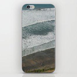 Waves on the Beach iPhone Skin