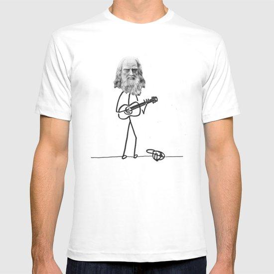 the struggling artist T-shirt