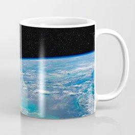 Caribbean Sea from space Coffee Mug