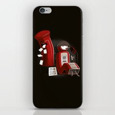 Redundant iPhone & iPod Skin