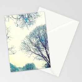 Late autumn Stationery Cards