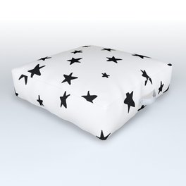 Wish Upon A Star Outdoor Floor Cushion