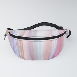 14 | 181203 Watercolour Patterns Abstract Art Fanny Pack