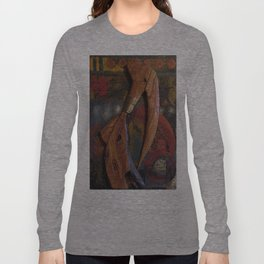 LA DONNA DEL MARE Long Sleeve T-shirt