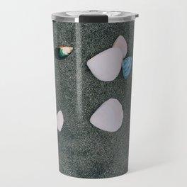 she sells, sea shells Travel Mug