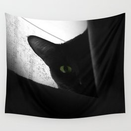 Loko's Dark Intentions: Secretly Plotting Your Demise Wall Tapestry