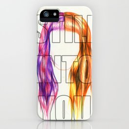 Very Much In To You iPhone Case