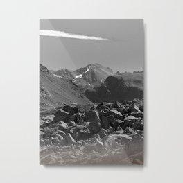 WF Metal Print