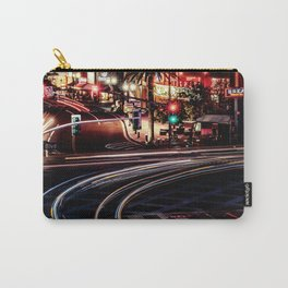 The Red Lights City (Color) Carry-All Pouch