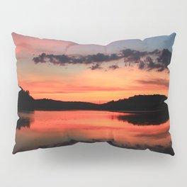Tappan Lake Ohio Pillow Sham