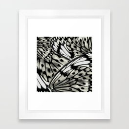 tree nymph Framed Art Print