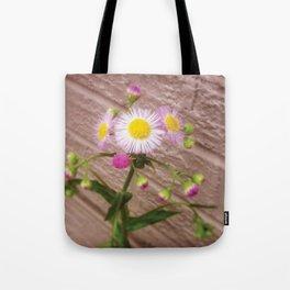 Urban Flower Tote Bag