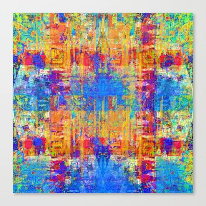20180422 Canvas Print