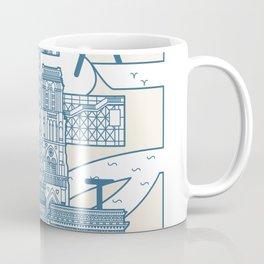 Paris mon amour Coffee Mug