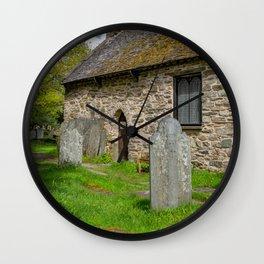 St Michael's Church Betws y Coed Wall Clock