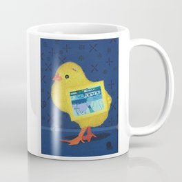 Chick Flix Coffee Mug