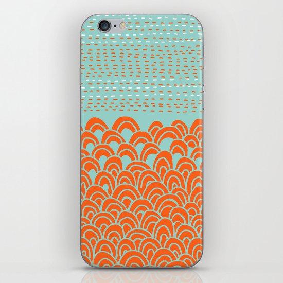 Infinite Wave iPhone & iPod Skin