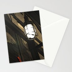 Black and light Stationery Cards