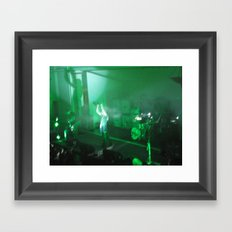 Live In Concert: DISCIPLE Framed Art Print