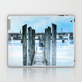 Silver Pier of Lexington Laptop & iPad Skin