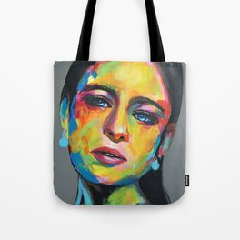 Emilia Clarke by ilya konyukhov (c) Tote Bag