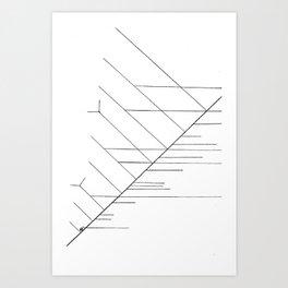 Clade1 Art Print