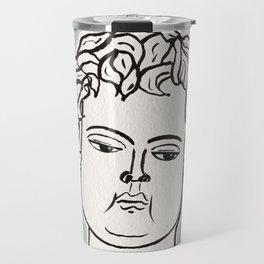Manneken Pis sculpture Travel Mug