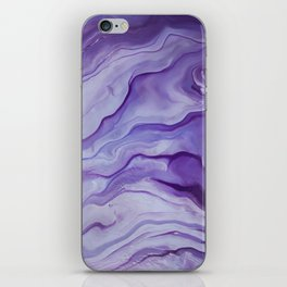 Amethyst iPhone Skin
