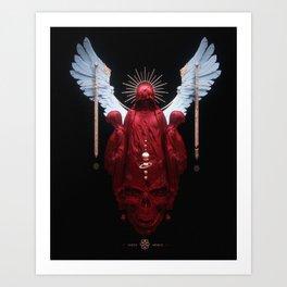 Brigid - 2 Art Print