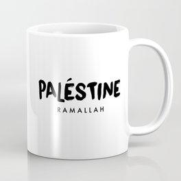 Ramallah x Palestine Coffee Mug