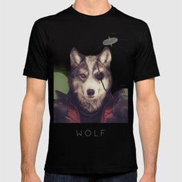Star Team - Wolf T-shirt