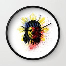 Lapu Lapu Wall Clock